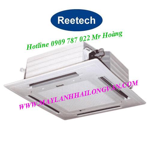 Máy Lạnh Âm Trần cassette Reetech RGT18-CD/RC18-CDG – 2.0HP – 2.0 Ngựa