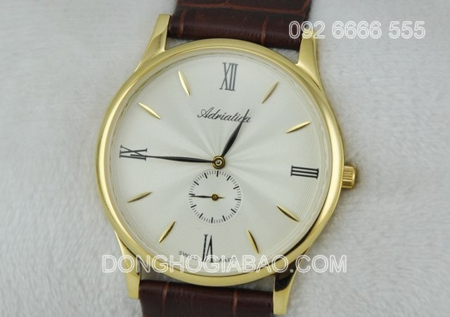 Đồng hồ nam chính hãng Swiss Militaire