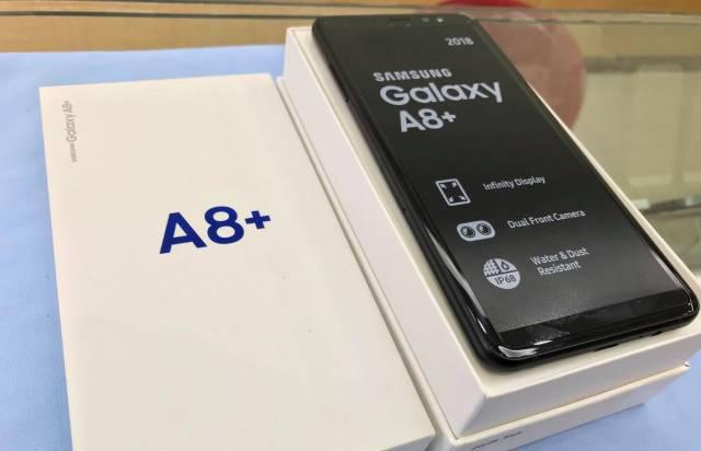 Bán Galaxy A8 plus còn 10 tháng bảo hành