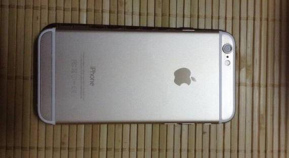 Iphone 6 GOLD 16gb cực đẹp 99%,zin keng :3900k