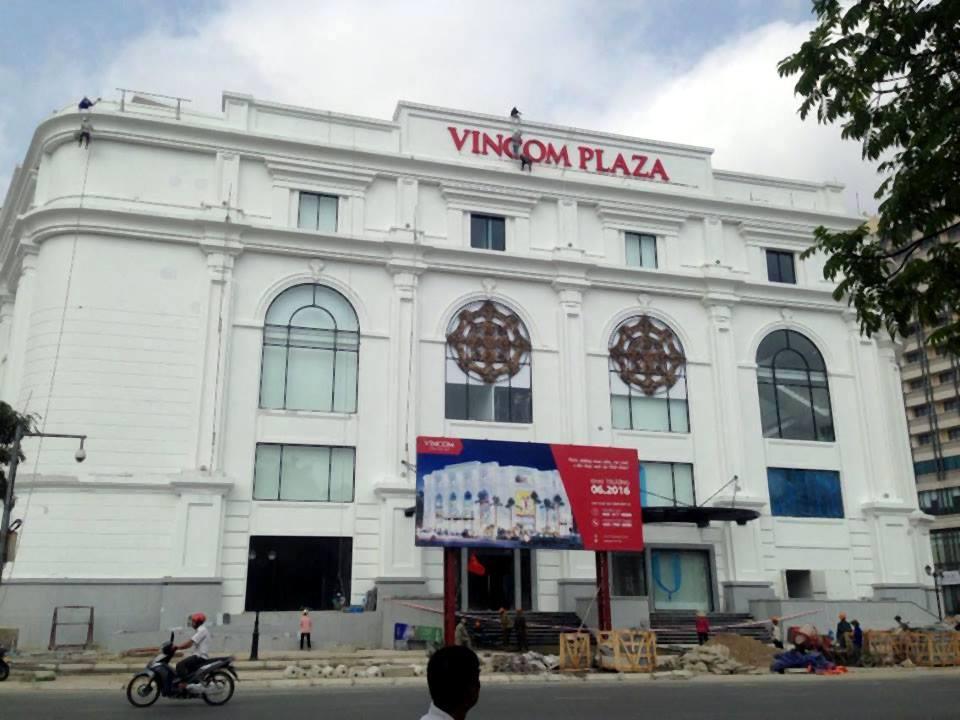 Siêu thị Vincom Thái Bình