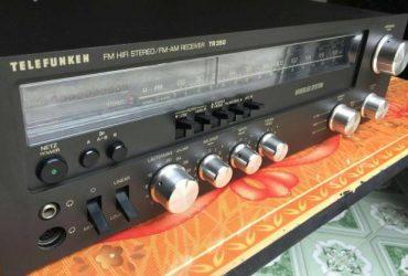 Amplifier Đức Telefunken TR 350
