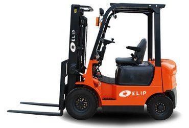 Xe nâng Toyota tải trọng 1,5 tấn