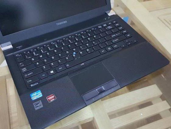 Toshiba R940 i5 4 GB card rời 2Gb