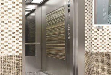 thang máy quan sat- mitsubishi